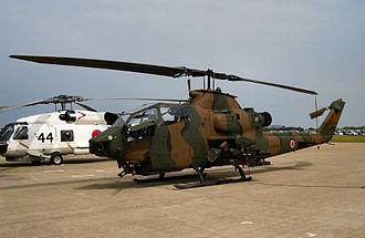 Bell AH-1 Cobra - Japan Ground Self-Defense Force AH-1S