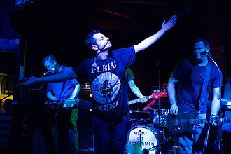 Army of Freshmen - Army of Freshmen performing live in 2013.