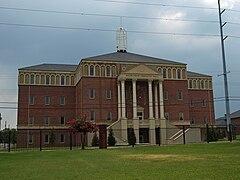 ASU Ralph Abernathy Hall June09