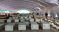 A Distribution Centre of the Electronic Voting Machines (EVM's) and other necessary inputs required for the General Elections-2014, at Lal Pared Ground, in Bhopal on April 16, 2014.jpg
