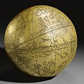 A Large Persian Brass Celestial Globe with an ascription to Hadi Isfahani.jpg