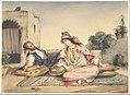 A Moorish Couple on Their Terrace MET DP805840.jpg