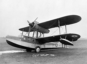 Supermarine Sea Otter - Prototype of Sea Otter