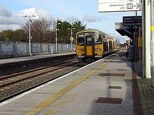 Mallow to Antrim - 11 ways to travel via train, bus, car, and plane