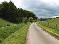 A view west, Woodnook Valley, Little Ponton, Lincolnshire, England 04.jpg