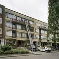 Aanzicht voorgevel met balkonnen - Rotterdam - 20388434 - RCE.jpg