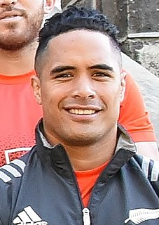 Aaron Smith (rugby union) Rugby player