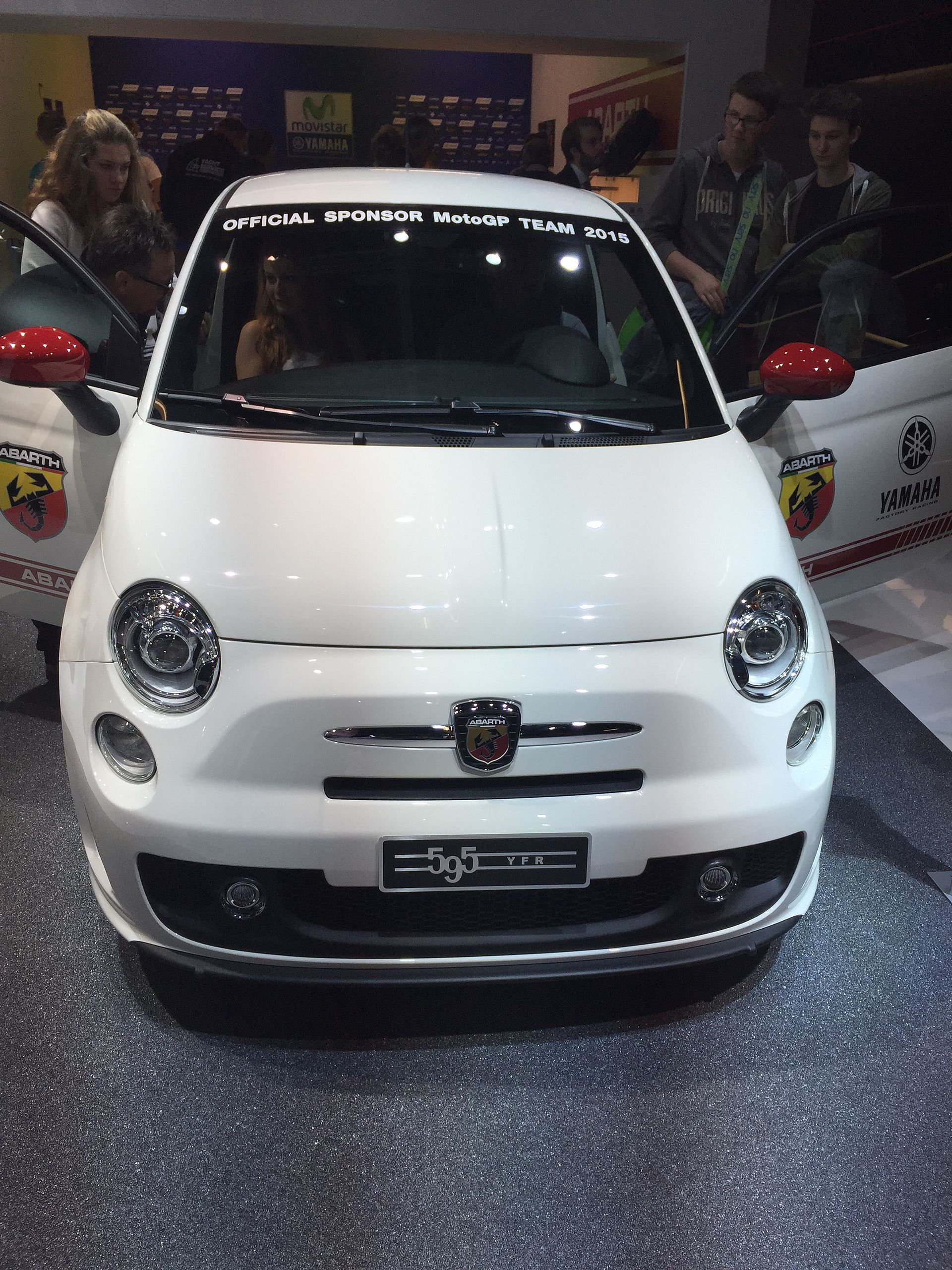 fiat abarth 595 wikipedia. Black Bedroom Furniture Sets. Home Design Ideas