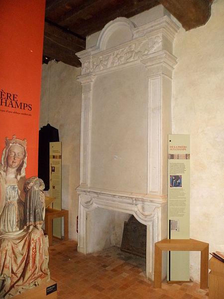 Fr:Abbaye de Hambye, ouvert dans le cadre de l'opération Pierres en lumière 2012