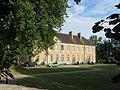 Abbaye de Lessay - bâtiment conventuel.JPG