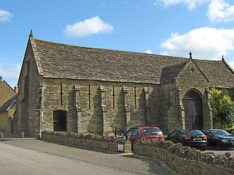 Monastic grange - The Abbey Barn, Yeovil, Somerset, England