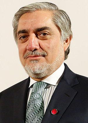 Abdullah Abdullah - Image: Abdullah Abdullah December 2014