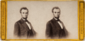 Abraham Lincoln stereoview by Walker, 1865.png