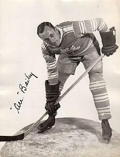 Ace Bailey Canadian ice hockey player