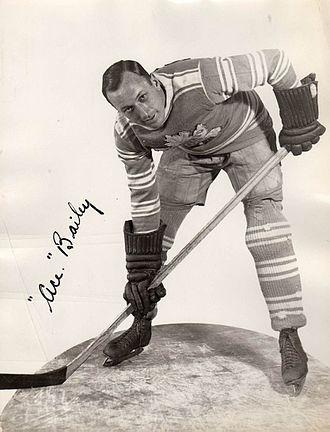 Ace Bailey - Bailey in 1934.