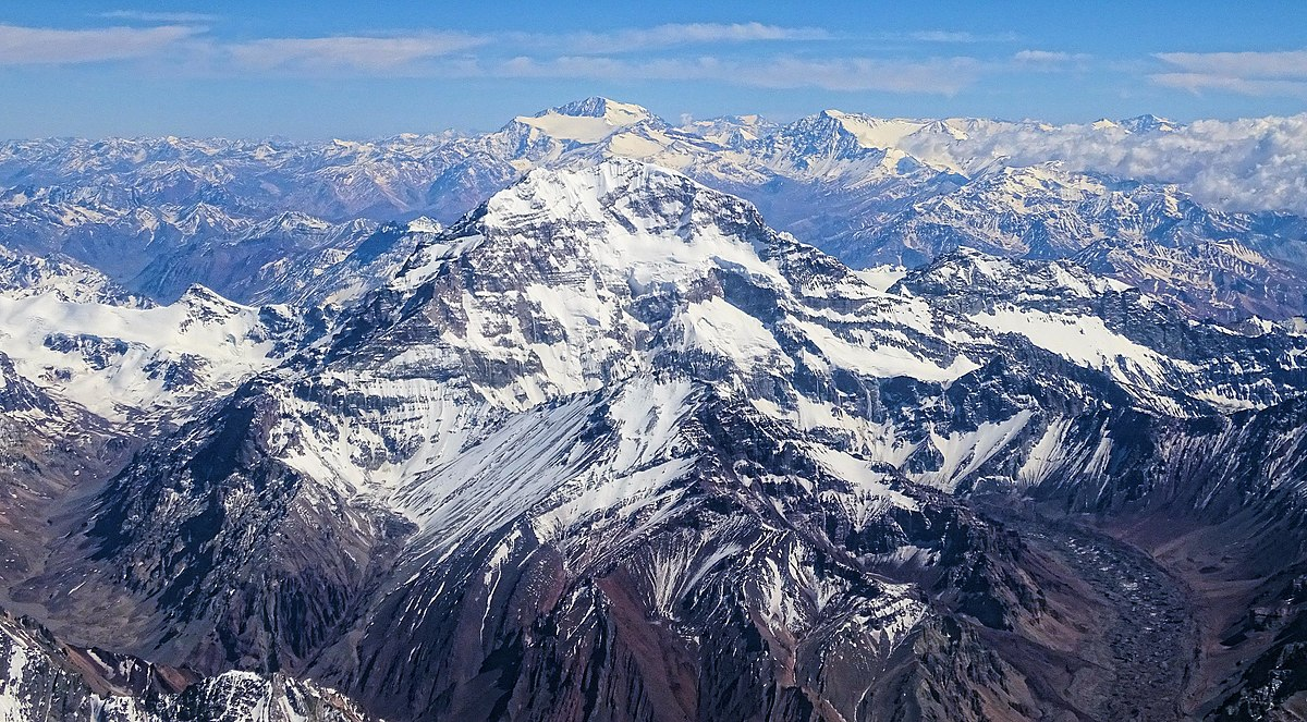 Image result for mount aconcagua wikipedia
