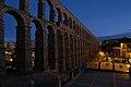 Acueducto de Segovia, noche, 2.jpg