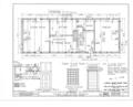 Adam Van Alen House, Kinderhook Creek Vicinity, Kinderhook, Columbia County, NY HABS NY,11-KINHO,1- (sheet 2 of 9).png