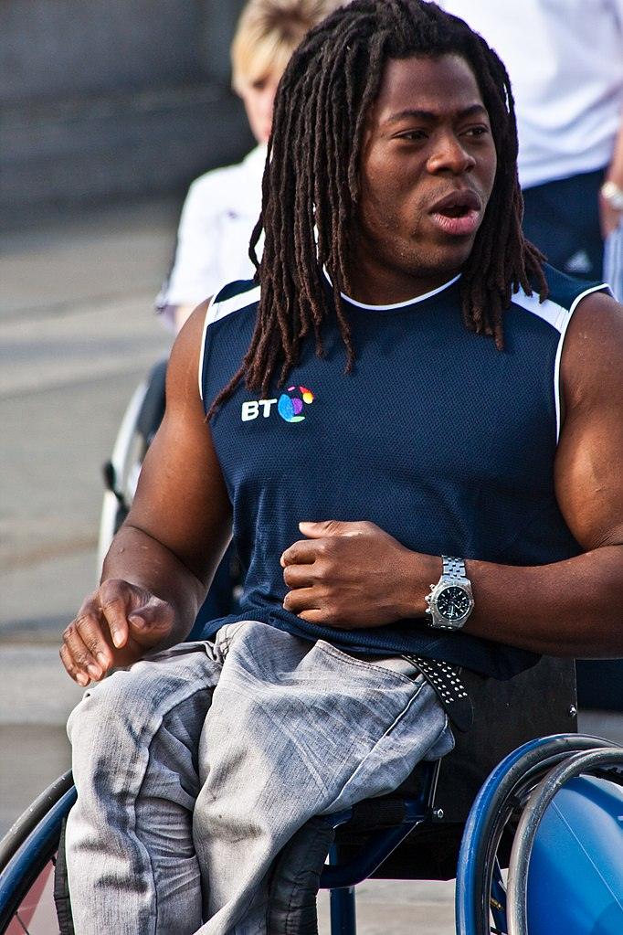 Ade Adepitan Movies And Tv Shows