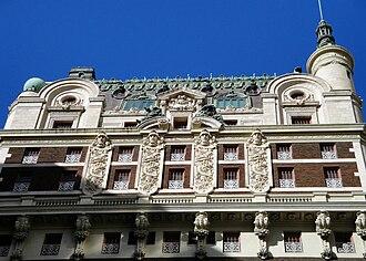 Adolphus Hotel - Image: Adolphus 02
