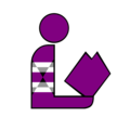 Aegosexual AutoChorissexual Akiosexual Pride Library Logo 3.png
