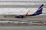 Aeroflot, VQ-BWC, Boeing 737-8LJ (25239730953).jpg
