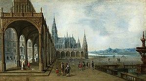 Hendrick Aerts - Imaginary architecture
