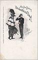 Affaire Zola - Esterhazy, Die verschleierte Dame - n°2 - 1898.jpg