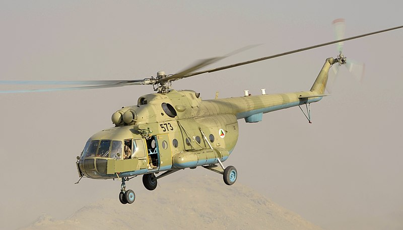 Afghan National Army Air Corps Mi-17 helicopter.jpg