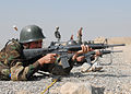 Afghan National Army Officer Candidtes shoot M-1 (5085967566).jpg