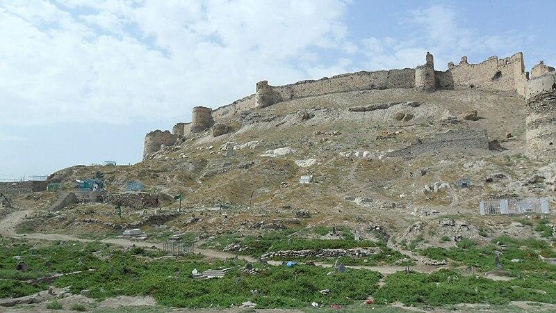 [AFGHANISTAN] Kaboul, la renaissance et la croissance d'une capitale 800px-Afghan_fort_%2860_of_69%29
