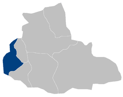 Ab Kamari District within Badghis Province