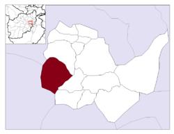 Loko en Kabula Provinco