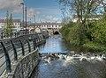 Afon Cefni, Llangefni - geograph.org.uk - 796244.jpg