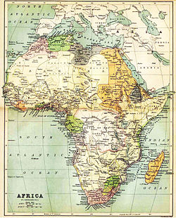 Cartography of Africa   Wikipedia