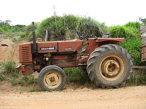 Agrale - Agrale tractor 4300