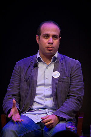 Ahmed Maher (youth leader) - Maher, 2012