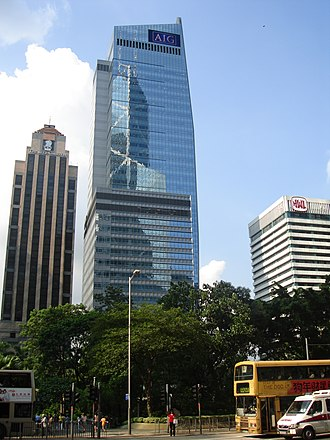 AIA Central - Image: Aigtower