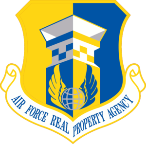 Air Force Real Property Agency - Air Force Real Property Agency Shield