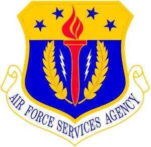 Air Force Services Agency - Air Force Services Agency Shield