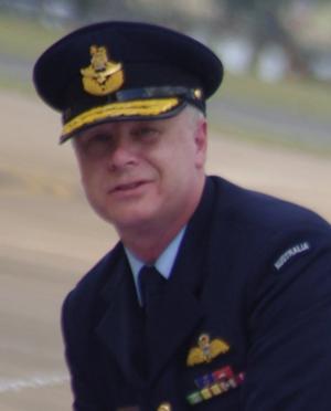 Mark Binskin - Air Marshal Mark Binskin in March 2010
