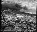 Air views of Palestine. Jerusalem from the air (the Old City). New museum & Gordon's Calvary. Looking E. with Gordon's Calvary in foreground LOC matpc.15847.jpg