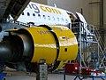 Airbus A320-214 EC-KKT Vueling in Iberia Hangar.jpg