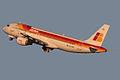 Airbus A320-214 Iberia EC-IEG (8403394506).jpg