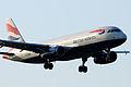 Airbus A320-232 G-EUUM British Airways (3469920058).jpg