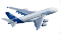 Airbus A380 blue sky.png