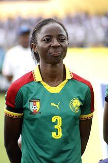 Ajara Nchout Cameroonian footballer