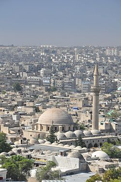 Al-Adiliyah mosque of old Aleppo.jpg