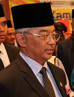 Abdullah of Pahang Current monarch and head-of-state of Malaysia