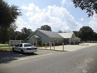 Alapaha, Georgia - Alapaha City Hall